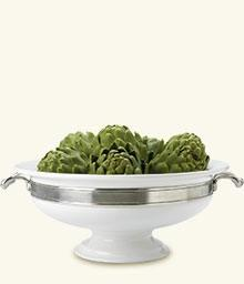 $480.00 Convivio Round Centerpiece with Handles