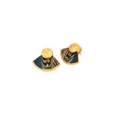 $95.00 Gussie Stud Earring