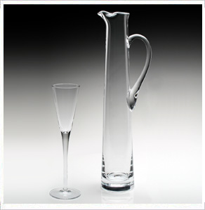 Lillian Champagne Jug collection with 1 products