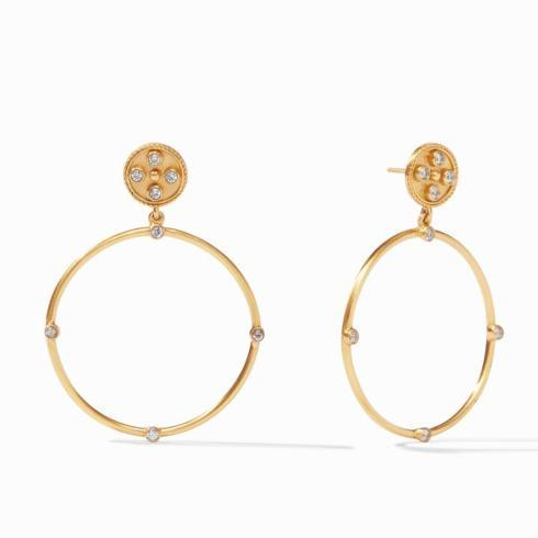 $155.00 Paris Statement Earring