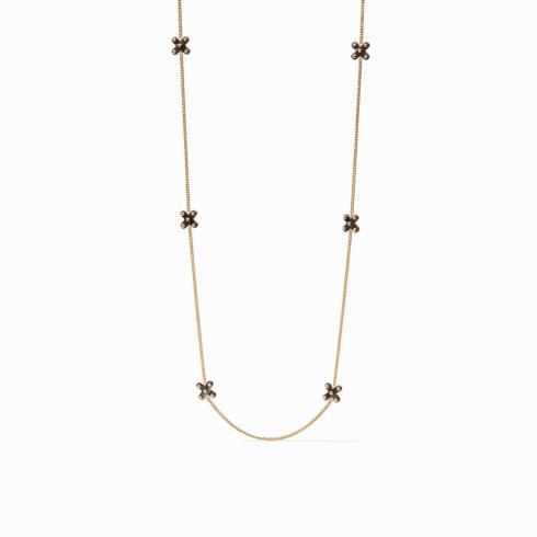 $175.00 SoHo Station Necklace, Mixed Metal