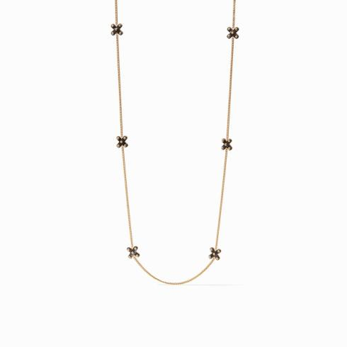 $175.00 SoHo Station Necklace, Mixed Metal