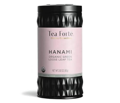 $18.00 Hanami Loose Leaf Tea Canister