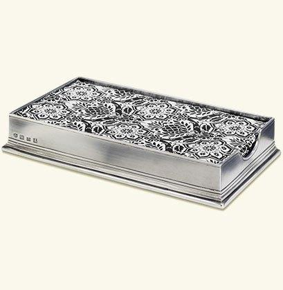 $220.00 Dinner Napkin/Guest Towel Box