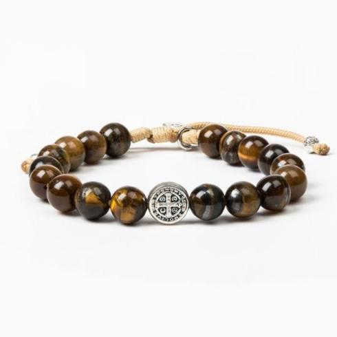 $59.00 Courage, Tiger\'s Eye Power Bracelet