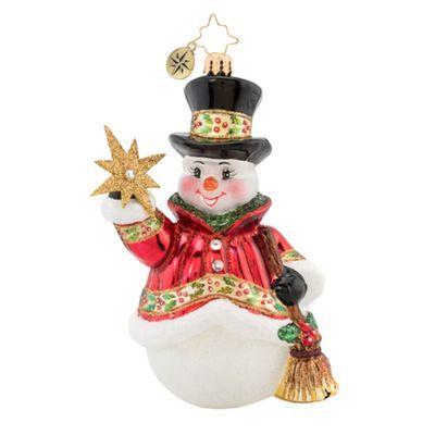 $60.00 Star Struck Snowman