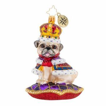 $60.00 Kingly Mr. Pug ornament