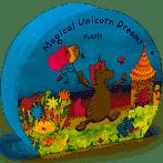 $17.50 Magical Unicorn Dreams Puzzle