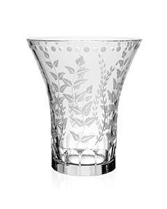 """$415.00 Fern Flower Vase, 8"""""""