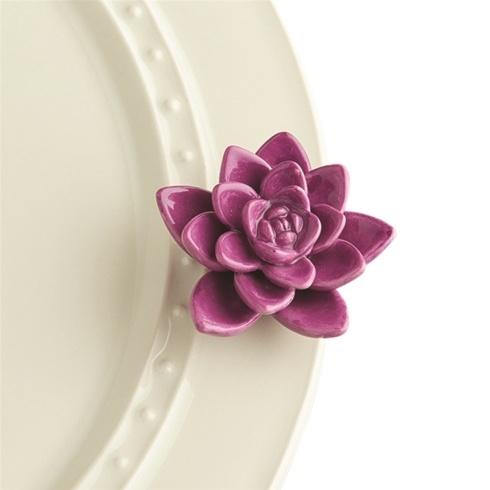 $13.50 Get Growing- Purple Succulent Flower Mini