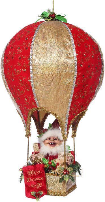 Northpole Elf Balloon