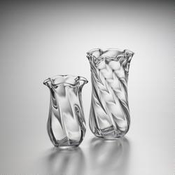 Simon Pearce   Chelsea Optic Vase $125.00