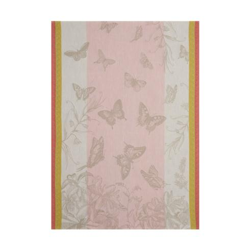 Jardin des papillons, magnolia tea towel collection with 1 products
