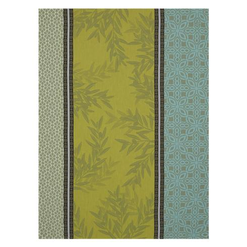 Luberon, olive tea towel collection with 1 products