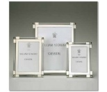 $295.00 Classic Clear Glass Rod 8x10 Frame