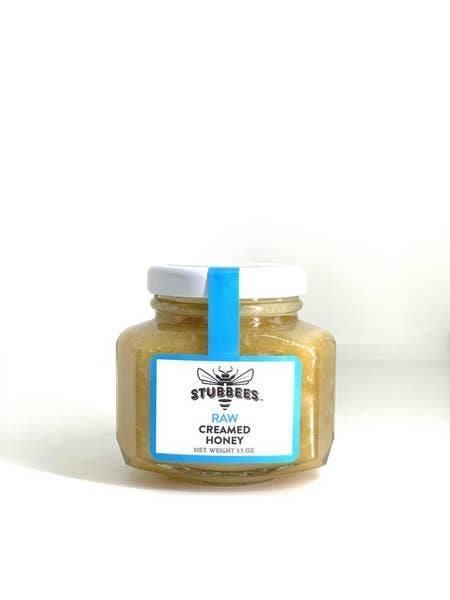 $7.95 Stubbees Raw Creamed Honey
