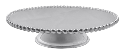Mariposa  String of Pearls Cake Stand $148.00