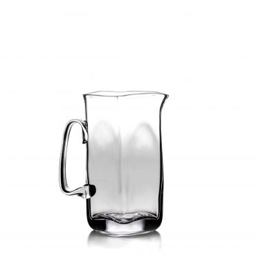 Simon Pearce  Barware and Stemware Woodbury Large Pitcher $160.00
