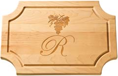 $120.00 Personalized Cutting Board