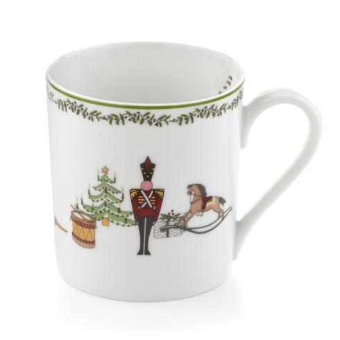Bernardaud   Grenadiers Mug $52.00