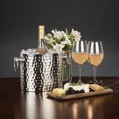 My Favorite Things Exclusives  Chic Chill 1 Bottle Cooler, stainless steel $72.00