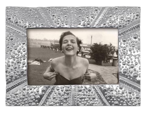 Mariposa  Picture Frames Sea Urchin Frame 4x6 $69.00
