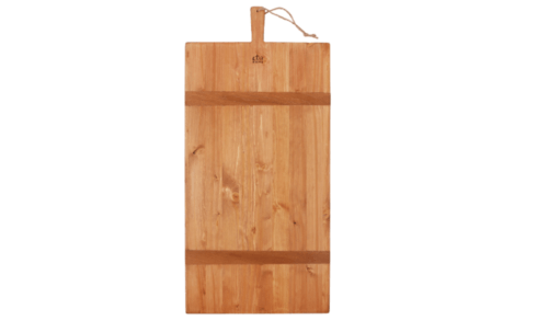 My Favorite Things Exclusives  Cheese & Charcuterie Rectangular Pine XL Board $160.00