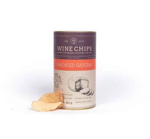 $10.95 Wine Chips Smoked Gouda
