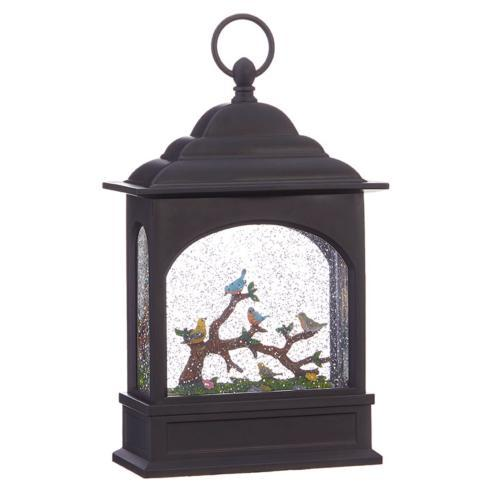 $43.20 Birds on Branch lighted Water Lantern