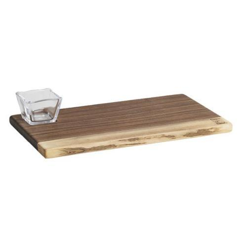 Andrew Pearce   Walnut Board with Bowl $140.00
