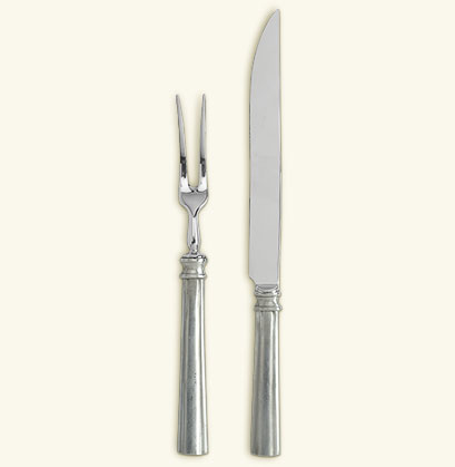 $315.00 Lucia Carving Set