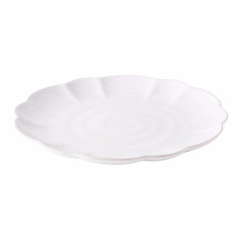 Simon Pearce  Stoneware Hartland Scallop Stoneware Dinner Plate $36.00