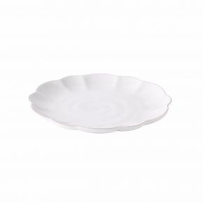 Simon Pearce  Stoneware Hartland Scallop Dessert Plate, Stone $34.00