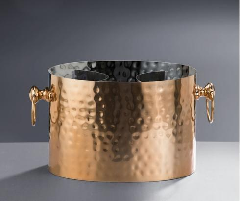 My Favorite Things Exclusives  Chic Chill 2 Bottle Cooler, Copper $105.00