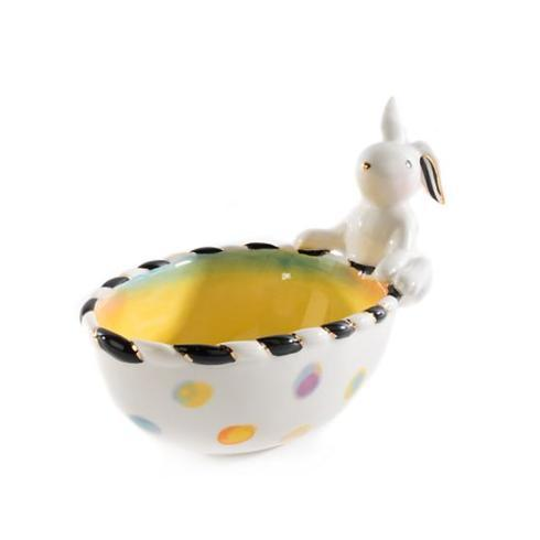 $54.60 Mackenzie-Childs Dotty Snack Bowl