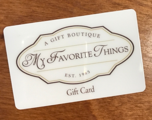 $0.00 Gift Card