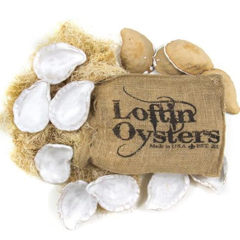 My Favorite Things Exclusives   Loftin Oysters $72.00