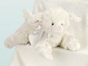 $26.95 Blessings lullaby Lamb