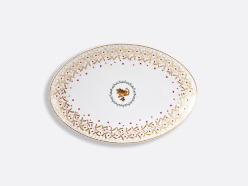 """Bernardaud  Noel Oval Platter 13"""" $279.00"""