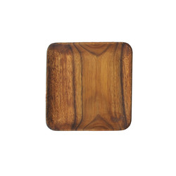 "Pacific Merchants   Square Plate, 10"" $17.95"