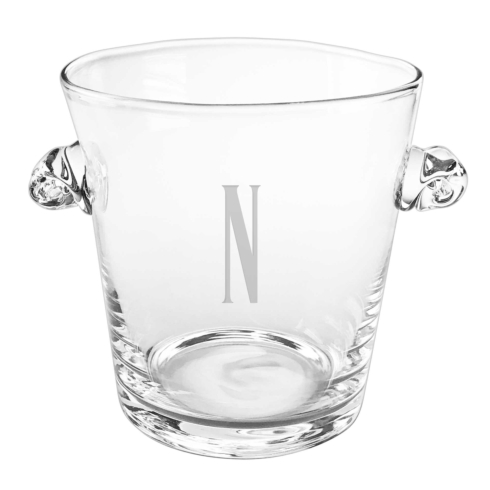 $54.95 Engraved Tapered Ice Bucket