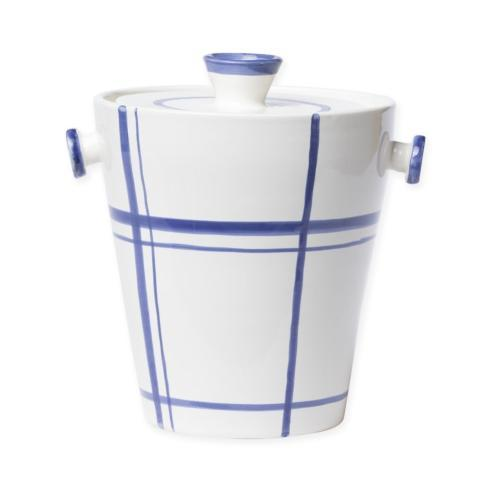 My Favorite Things Exclusives  Limited Inventory Vietri Stripe Medium Ice Bucket $88.00