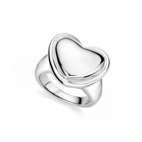 $150 Signature Heart Ring