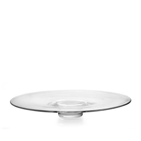 """$140.00 Moderne Round Platter - 15"""""""