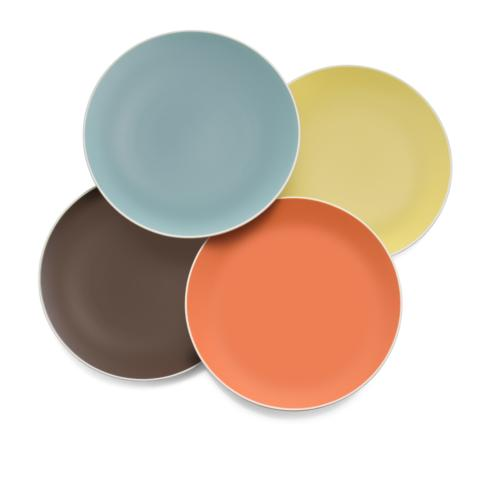 POP Colours Accent Plates (set of 4)  sc 1 st  The Table At Latonas & Nambé Collections and Patterns home page from The Table At Latonas ...