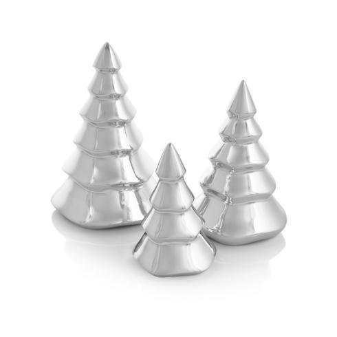 $120.00 Mini Christmas Tree Trio