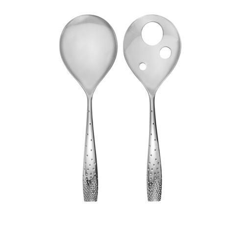 Nambe  Dazzle Salad Server Set $75.00