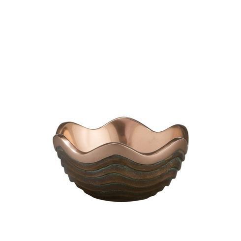 Nambe  Copper Canyon Bowl $35.00