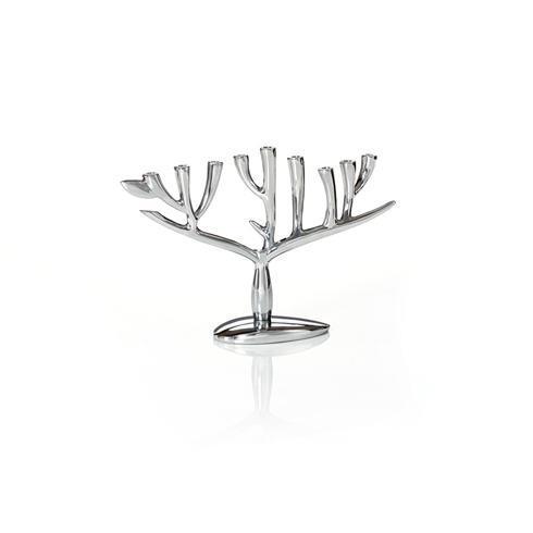 Nambé  Judaica  Tree of Life Menorah $165.00