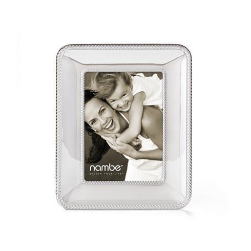 Nambé  Frames Braid Frame 5 x 7 $75.00